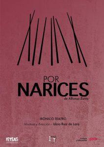 Teatro: Por narices @ Nuevo Teatro de La Felguera | Langreo | Principado de Asturias | España