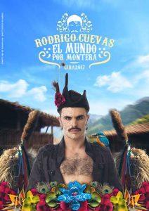 Concierto: Rodrigo Cuevas - El mundo por montera @ Nuevo Teatro de La Felguera   Langreo   Principado de Asturias   España