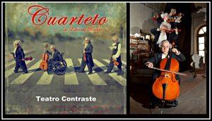 Teatro: Cuarteto @ Nuevo Teatro de La Felguera | Langreo | Principado de Asturias | España