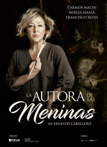 Teatro: La autora de las meninas @ Nuevo Teatro de La Felguera | Langreo | Principado de Asturias | España