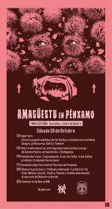 Amagüestu en Pénjamo @ Chancha deportiva de Pénjamo | Langreo | Principado de Asturias | España