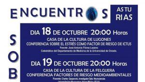 Encuentros sobre el ictus @ Casa de Cultura de La Felguera | Langreo | Principado de Asturias | España