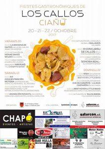 Fiestas de los Callos en Ciaño 2017 @ Ciaño | Ciaño | Principado de Asturias | España