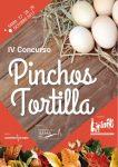 IV Concurso de Pinchos de Tortilla en Sama