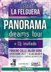 [CANCELADO ]Panorama dreams tour 2017 - La Felguera @ Parking C/Julián Duro | Langreo | Principado de Asturias | España