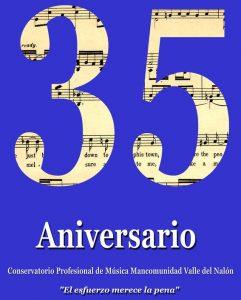 35º Aniversario del Conservatorio del Nalón @ Conservatorio del Nalón | Langreo | Principado de Asturias | España