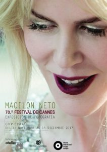 Exposición fotográfica 70º Festival de Cannes
