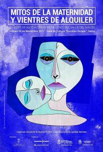 Mitos de la maternidad y vientres de alquiler - XIV Foro de Asociaciones de Mujeres del Valle del Nalón @ Escuelas Dorado | Langreo | Principado de Asturias | España