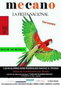 Noche de música: Mecano