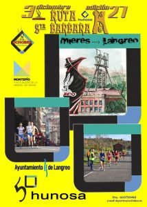 XXVII Ruta Santa Bárbara 2017 @ Pozo Barredo | Mieres | España