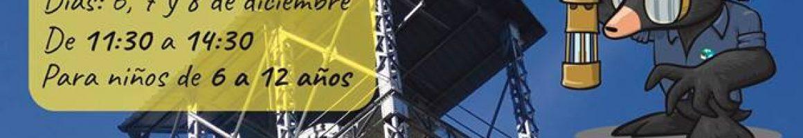 Talleres ecomuseo puente constitución 2017