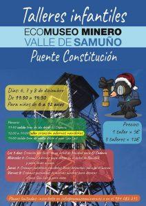 Talleres infantiles en el Ecomuseo Minero del Valle del Samuño @ Ecomuseo Minero del Valle del Samuño | El Cadaviu | Principado de Asturias | España