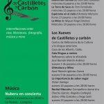 """VIII Xornaes Culturales """"De Castilletes y Carbón"""""""