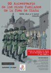 80º Aniversario de los cinco fusilados en la fosa de Ciaño