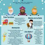 Actividades ¡Ya vienen los Reyes! 2018 en Langreo
