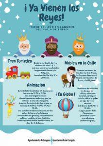 Actividades ¡Ya vienen los Reyes! 2018 en Langreo @ Langreo | Langreo | Principado de Asturias | España