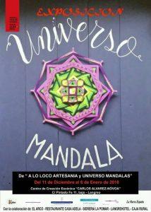 Exposición: A lo loco artesanía y Universo Mandala @ Centro de Creación Escénica Carlos Álvarez-Nòvoa | Langreo | Principado de Asturias | España
