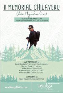 II Memorial Chilaveru @ Cine Felgueroso | Langreo | Principado de Asturias | España