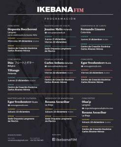Festival Internacional de Música - La Felguera @ Varias ubicaciones, La Felguera | Langreo | Principado de Asturias | España