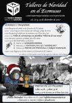 Talleres de Navidad en el Ecomuseo Minero del Valle del Samuño