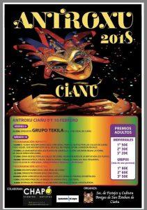 Antroxu en Ciaño 2018 @ Antiguo Cine Ideal | Langreo | Principado de Asturias | España