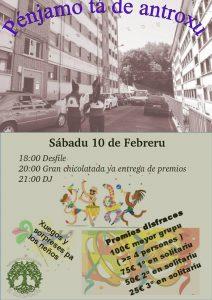 Antroxu en Pénjamo @ Pénjamo | Langreo | Principado de Asturias | España