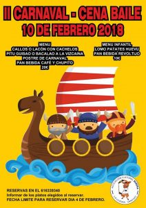Carnaval en La Güeria Santiso 2018 @ La Güeria Santiso | San Tirso | Principado de Asturias | España