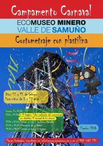 Campanento de carnaval en el Ecomuseo Minero del Valle del Samuño 2018 @ El Cadavíu | El Cadaviu | Principado de Asturias | España