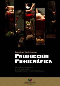 Exposición final: Alumnos de producción fotográfica