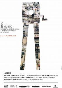 MUSOC IV Muestra de cine Social y Derechos Humanos de Asturias