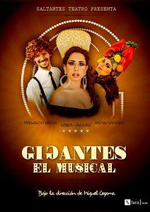 Gigantes, el musical @ Nuevo Teatro de La Felguera | Langreo | Principado de Asturias | España