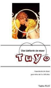 Teatro: TúYo, una historia de amor @ Nuevo Teatro de La Felguera | Langreo | Principado de Asturias | España