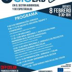 3as. Jornadas de empleo en el sector audiovisual y de espectáculos CISLAB