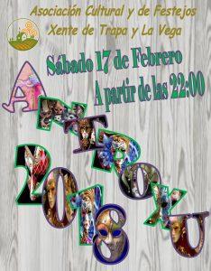 Antroxu 2018 en Trapa y La Vega @ Trapa | La Trapa | Principado de Asturias | España