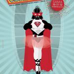 Carnaval en Sama de Langreo 2018: Carnavales de Cine. Menú d'Antroxu