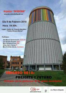 Coloquio: Langreo 2018, presente y futuro @ Centro de Creación Escénica Carlos Álvarez-Nòvoa | Langreo | Principado de Asturias | España