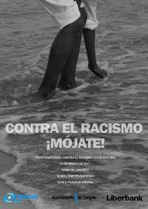 Contra el racismo, mójate @ Cine Felgueroso y Plaza de España | Langreo | Principado de Asturias | España