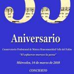 Concierto del alumnado del Conservatorio de Avilés