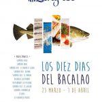 Jornadas gastronómicas: Los diez días del bacalao