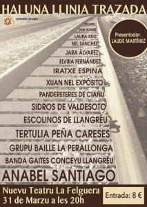 Festival de asturianía: Hai una llínia trazada @ Nuevo Teatro de La Felguera | Langreo | Principado de Asturias | España