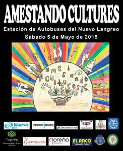 Amestando Cultures 2018 @ Estación de Autobuses de Langreo   Langreo   Principado de Asturias   España