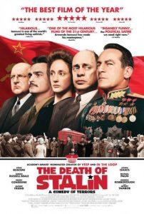 Cine: La muerte de Stalin (V.O.S.E.) @ Cine Felgueroso   Langreo   Principado de Asturias   España
