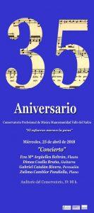 Concierto: En versión original @ Conservatorio del Nalón | Langreo | Principado de Asturias | España