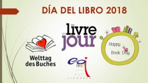 Día del libro en la E.O.I. de Langreo @ Escuela Oficial de Idiomas de Langreo | Langreo | Principado de Asturias | España