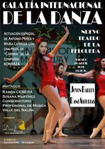Gala del día internacional de la danza 2018 @ Nuevo Teatro de La Felguera | Langreo | Principado de Asturias | España