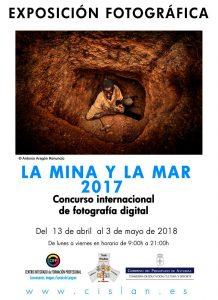 Exposición fotográfica: La mina y la mar 2017 @ CIFP CISLAN | Langreo | Principado de Asturias | España