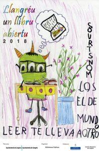 Llangréu, un llibru abiertu 2018 @ Varias ubicaciones   Langreo   Principado de Asturias   España