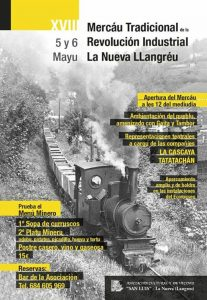XVIII Mercáu de la Revolución Industrial en La Nueva @ La Nueva | Principado de Asturias | España