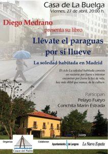 Presentación de libro: Llévate el paraguas por si llueve @ Casa de la Buelga | Langreo | Principado de Asturias | España