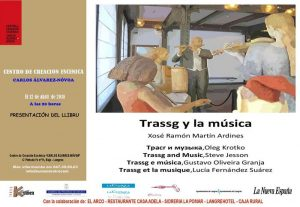 Presentación de libro: Trassg y la música @ Centro de Creación Escénica Carlos Álvarez-Nòvoa | Langreo | Principado de Asturias | España